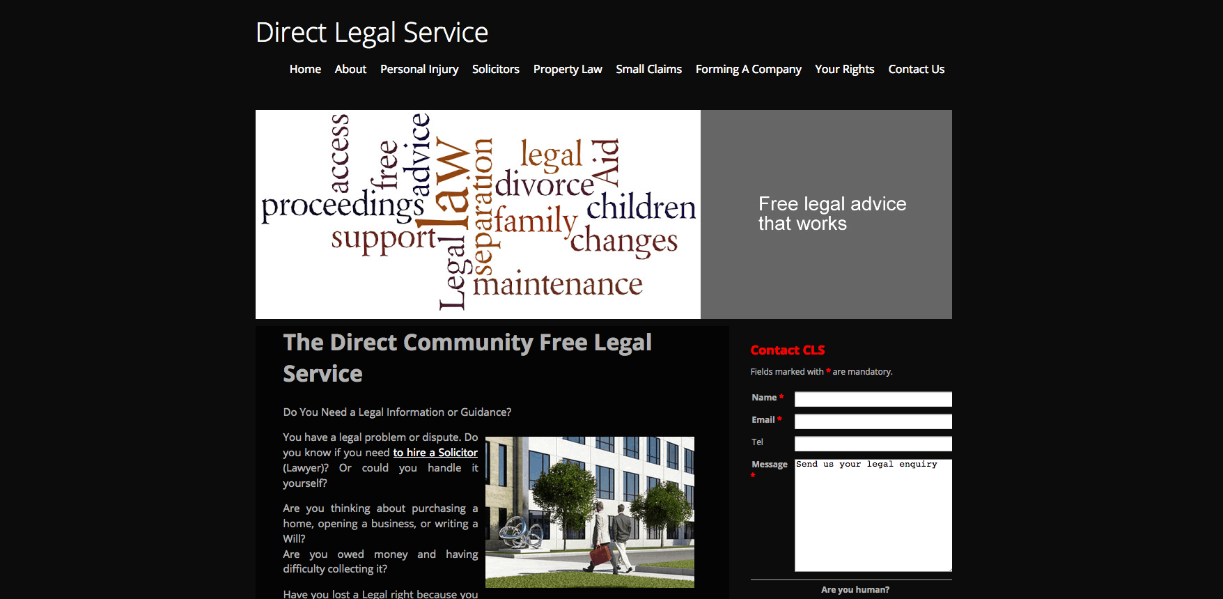 Community Legal Service