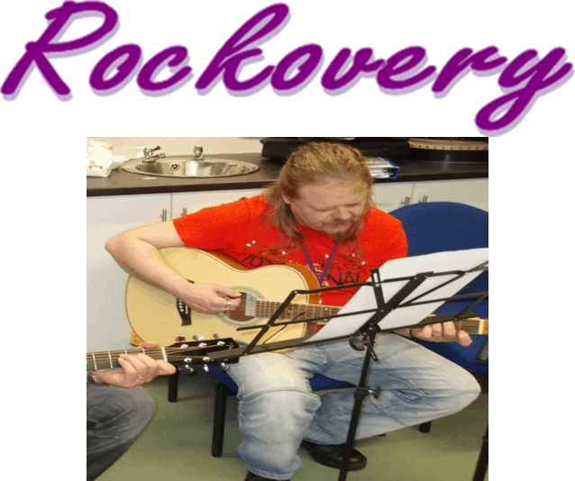 Darlington Recovery and Wellbeing Music Group